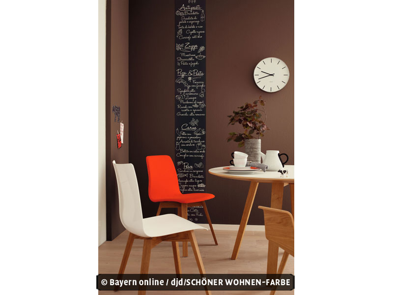 koffeinkick f r die wand. Black Bedroom Furniture Sets. Home Design Ideas